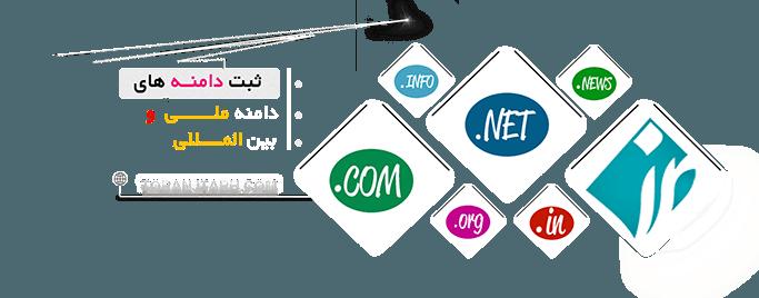 ارائه دهنده خدمات دامنه ملی و بین المللی