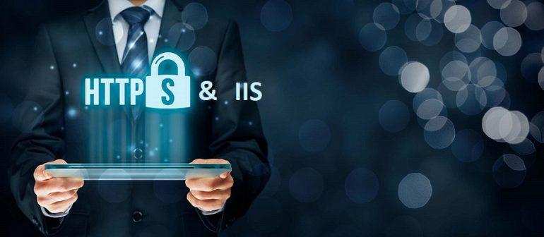 نصب گواهی SSL در IIS