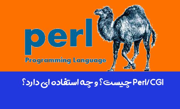 Perl/CGI چیست؟ و چه استفاده ای دارد؟